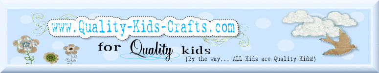Quality-Kids-Crafts.com sticker